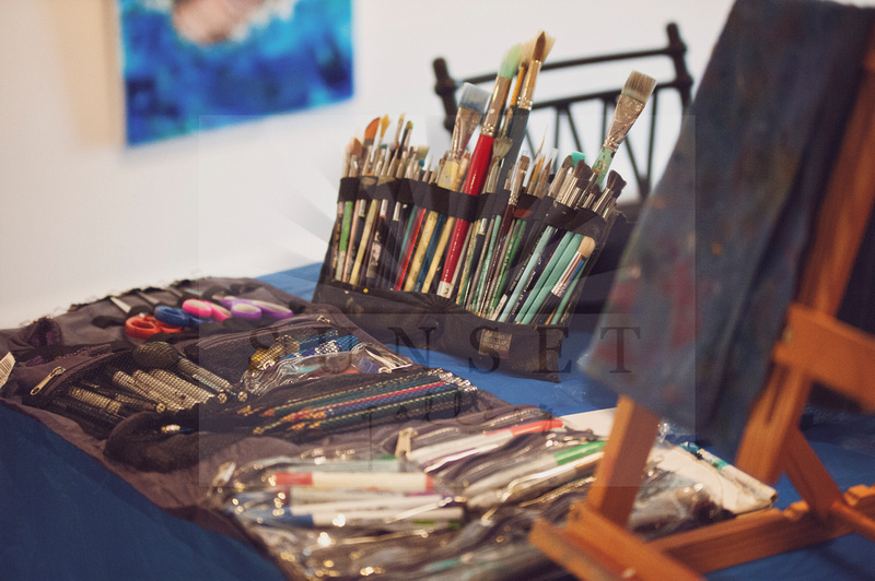 Creative Arts Events and Workshops at Sunset Framing and Gallery in Murray St, Port Macquarie.