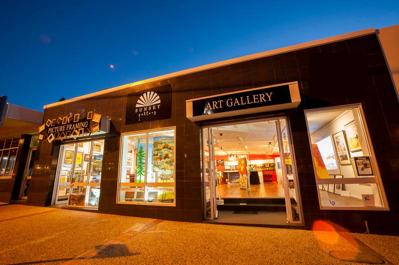 SUnset Gallery Framing & Printing Port Macquarie