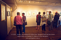 A Botanical Art Exhibition Opening ~ Port Macquarie