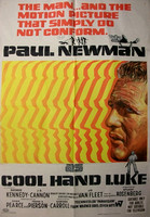 Cool hand Luke - one sheet movie poster (SOLD)